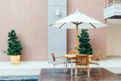 Type Of Sunshade I Can Install For My Landed Property Backyard